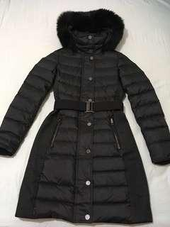 Burberry Long Down Jacket