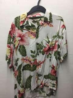Hawaii Shirt Floral