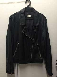Leather Jacket Unisex