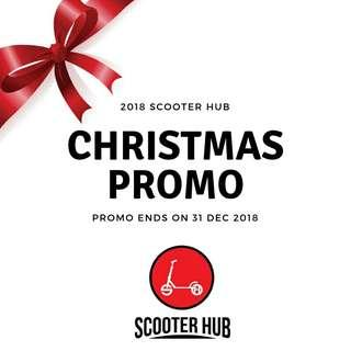 Christmas Promotion!!