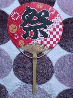 UCHIWA Japan Traditional Fan (pair)
