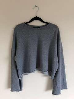 Glassons long sleeve cropped