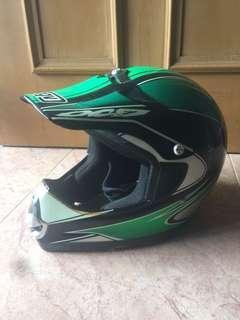AGV scrambler helmet size S