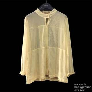 #SALE YELLOW TOP