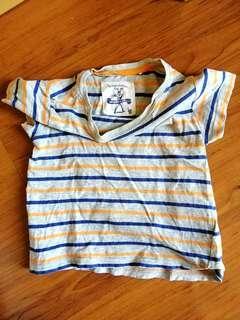 Gingersnaps shirt 2pcs