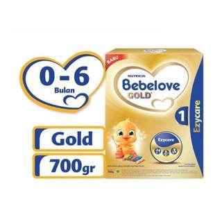 Bebelove Gold 1 700 gram
