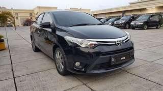 Toyota VIOS G 1.5 AT 2016 Angs 1.9 jt