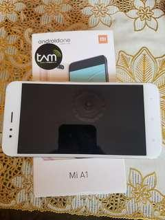 Xiaomi mi A1 fullset ex tam Ram 4/64