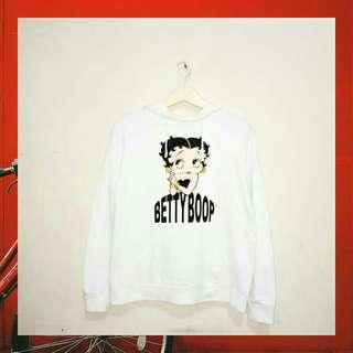 Hoodie Betty Boop Original
