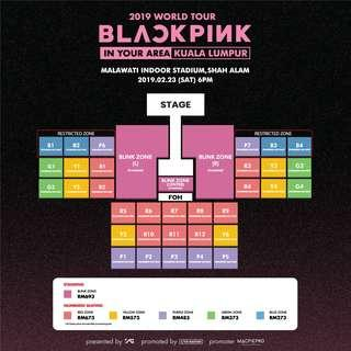 BLACKPINK TICKET Helping to buy online