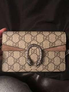 Authentic Gucci Mini Dionysus