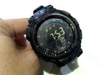 Casio Pro Trek PRG - 110Y not G Shock