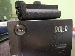 Olympus battery grip for sale