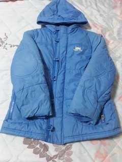 bossini 內舖棉防風保暖外套