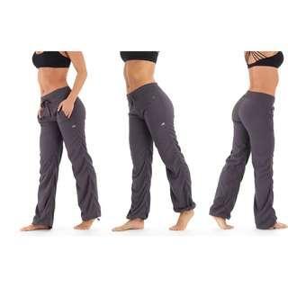 Women's Lightweight Adjustable Length Drawcord Pants (Size XS)