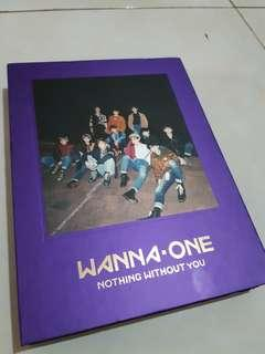 Wanna One Album Nothing Without You Purple