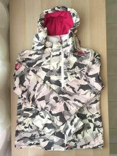 Superdry Ski Winter Jacket with Hoodie