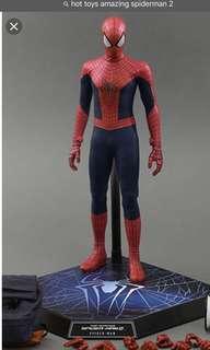 Hot toys Amazing Spiderman 2