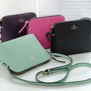 (PO) kate spade crossbody sling handbag bag