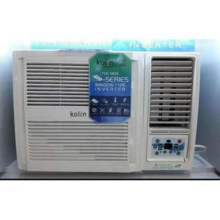 KOLIN Inverter Window Type Aircon