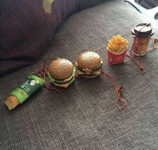 McDonald toy set all for $10