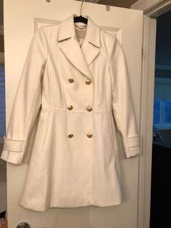 Banana Republic Wool mix coat