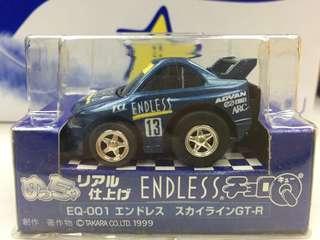 Choro Q EQ-001 Endless/ FiDoG Nissan R33 GTR
