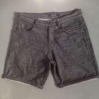 denim short greenlight size 30