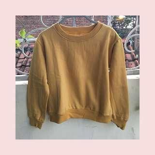 Sweater mustard rubylicious