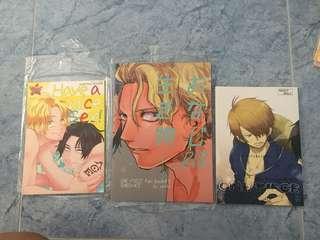 One Piece Doujinshi