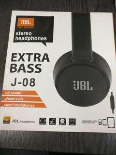JBL J-08 Headphone