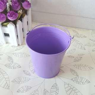 Small Tin Pails