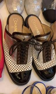 CHANEL shoes 38