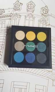 MAC Tropic Cool Times Nine Eyeshadow Palette
