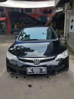 Quick sale..Honda Civic 1.8AT 2008 black