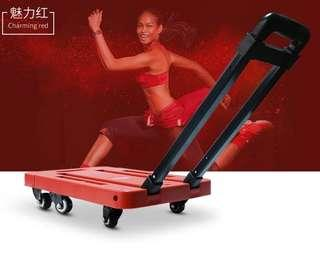 Trolley Folding Trailer Flatbed Household Flatbed Truck Loading