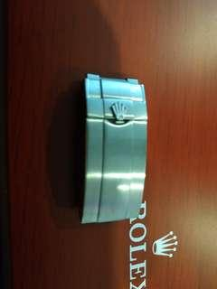 Aftermarket buckle Silver