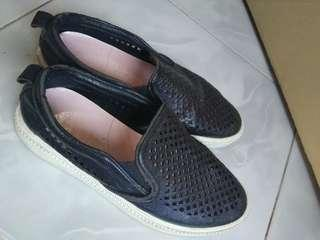 Stacato black shoes