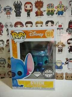 🚚 Funko Pop Glitter Stitch Diamond Exclusive Vinyl Figure Collectible Toy Gift Movie Disney Cartoon