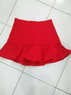 Red Skirt (Celana Rok)