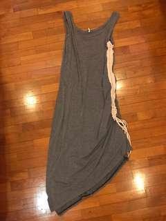 🚚 Korean Asymmetrical dress