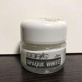 Copic Opaque White 30cc