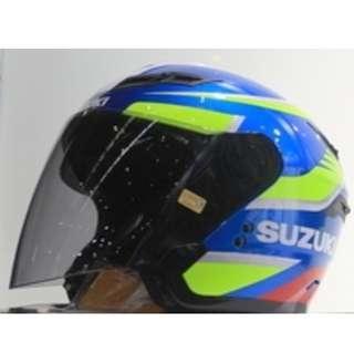SUZUKI GSX GP 彩繪安全帽 SOL