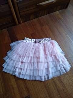cute pink tutu skirt (kids suitable)