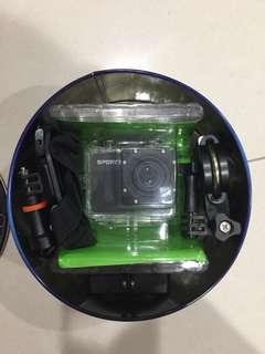 🚚 騎士專用 超高清1080p清晰WIFI防水攝影機