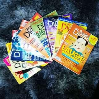 #MY1212 ALL FOR RM 8.00!! - READER'S DIGEST 2012 COLLECTION
