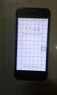 IPHONE 5s 64gb NEGO AJA DULU