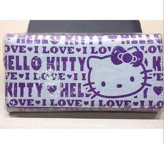 b94c8c886 hello kitty tweed wallet, Women's Fashion, Bags & Wallets, Wallets ...