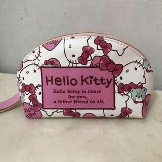 🚚 全新💡Hello Kitty 貝殼包 化妝包