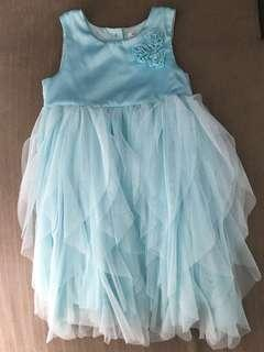 Authentic Carter's Gown Size 3t
